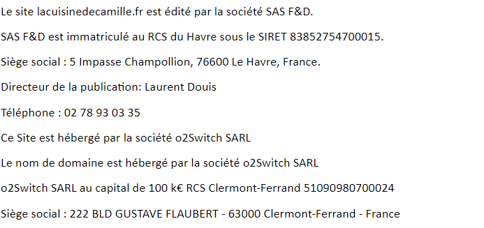 mentions-legales-lacuisinedecamille